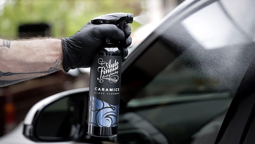 Caramics Glass Cleaner 500ml