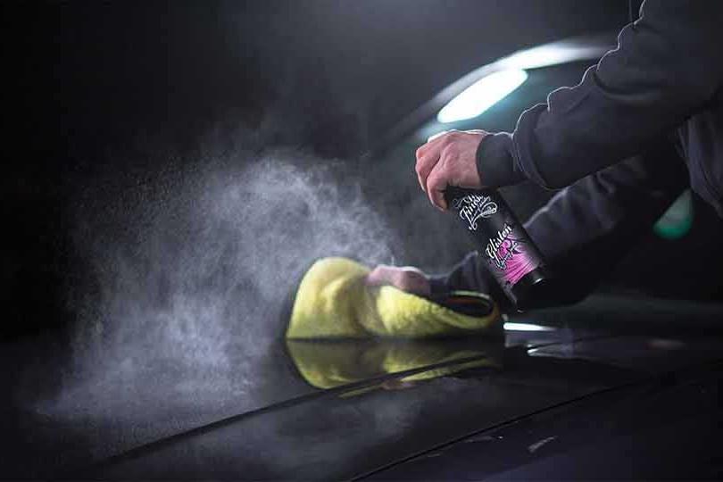 Spray Waxes