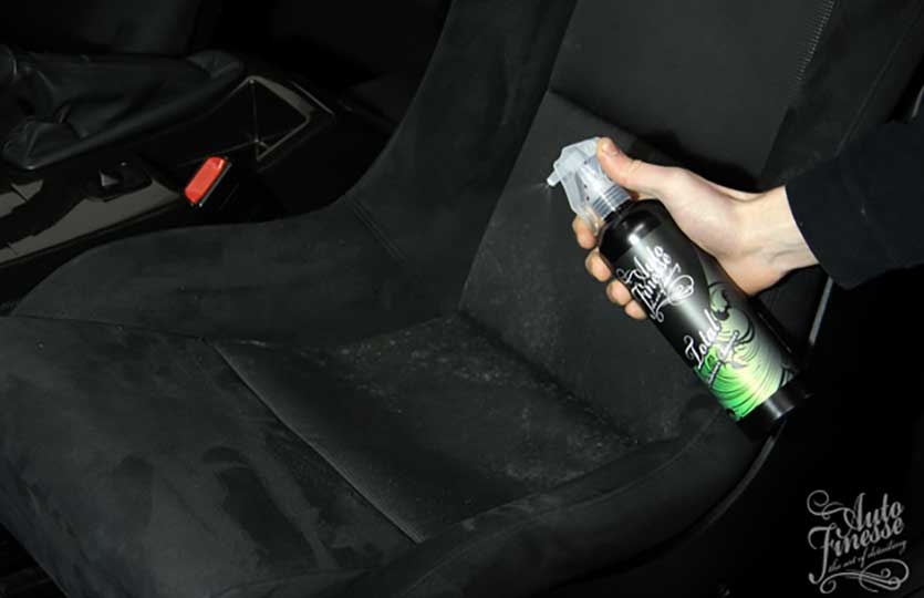 How to clean Alcantara