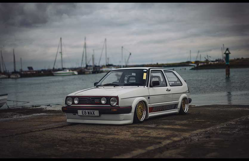 Project 80's - BBS Mk2 Golf