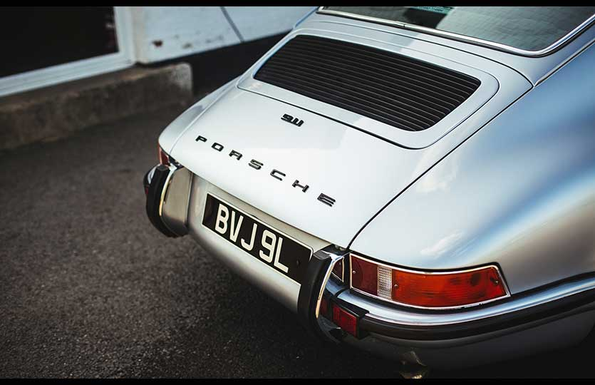 Paul Stephens: The Porsche Specialist