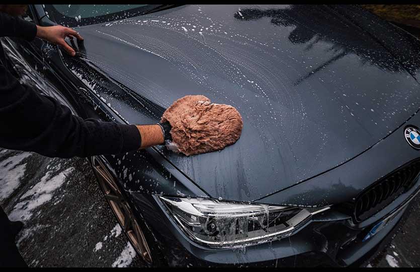 The new car treatment