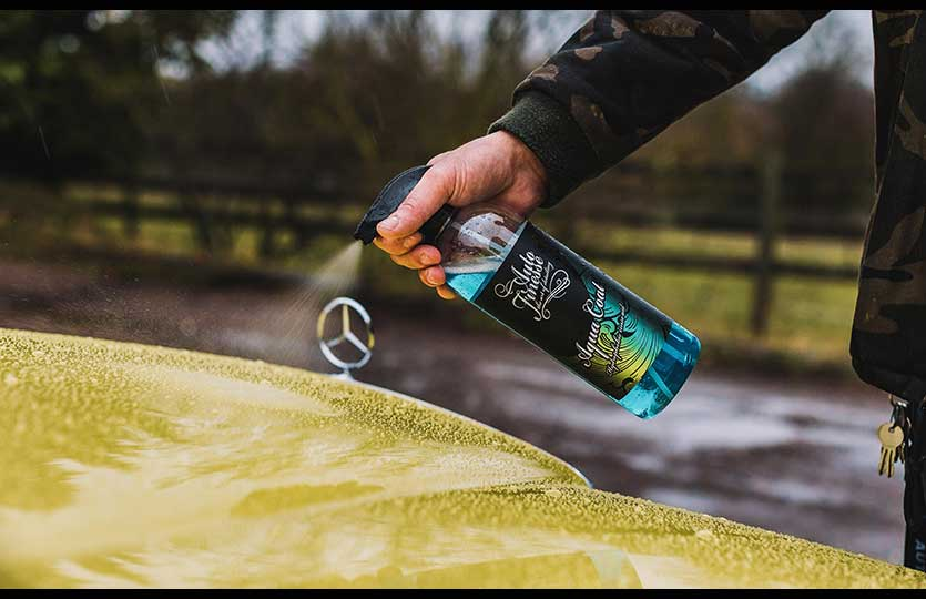 Aqua Coat Hydrophobic Rinse Aid