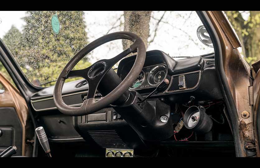 Tom Inskips MK1 Ford Escort