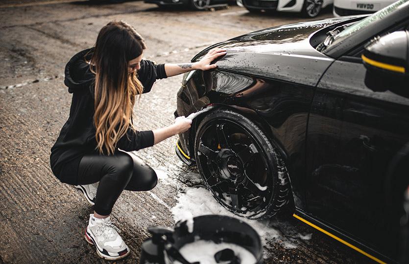 Sarah's Audi S1