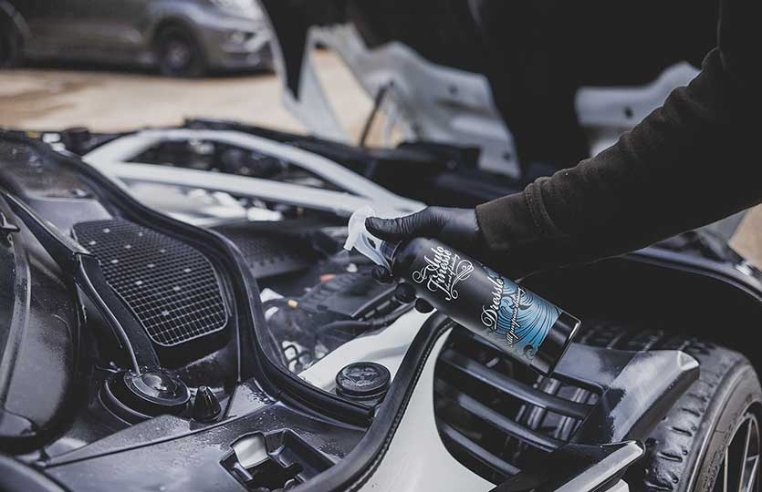 Five Step Guide For Engine Cleaning