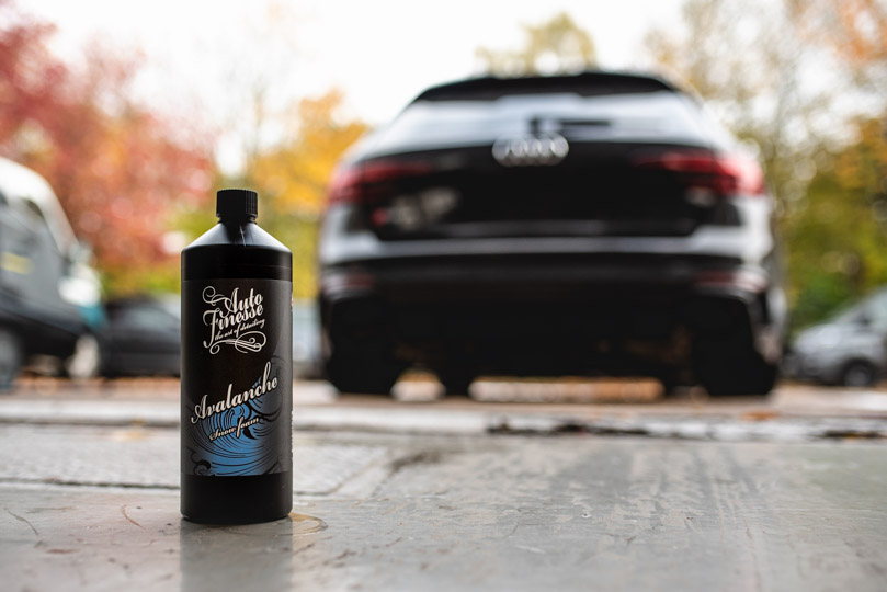Avalanche – your first step to a swirl-free finish
