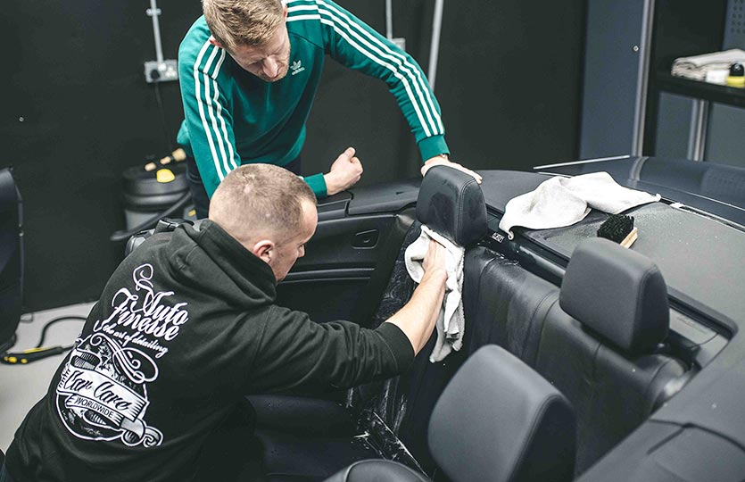 The Detailing Academy's ultimate Professional Course