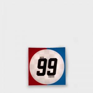 Club 99 Lucky Streak Sticker