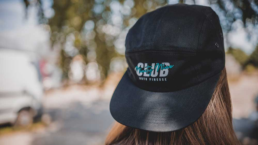 Five Panel Hat (Club 99)
