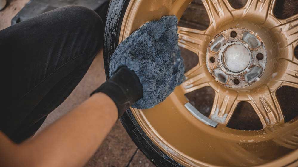 Auto Finesse Deluxe Wash Mitt DWM